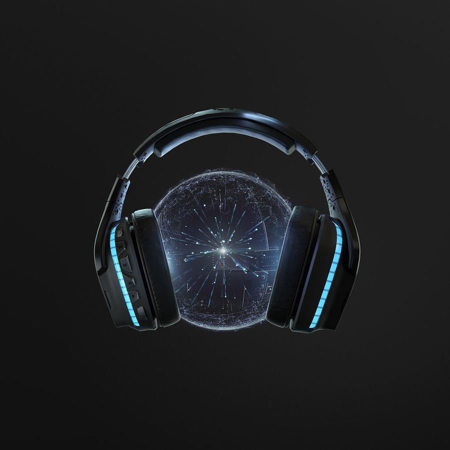 Logitech G935 Wireless 7.1 Surround Lightsync Gaming Headset_subImage_6