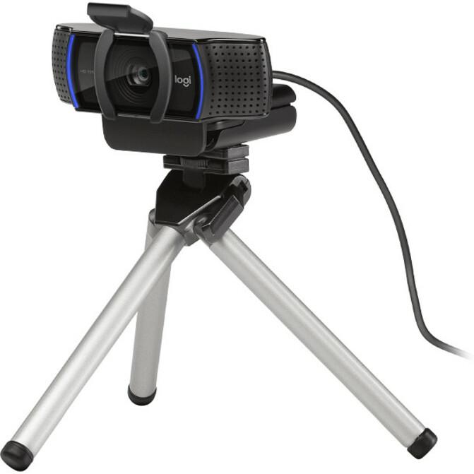 Logitech C920S Webcam - 2.1 Megapixel - 30 fps - USB 3.1_subImage_6