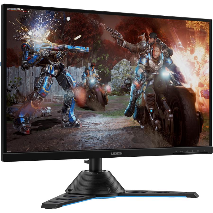 """Lenovo Legion Y27gq-20 27"""" WQHD WLED Gaming LCD Monitor - 16:9 - Raven Black_subImage_8"""