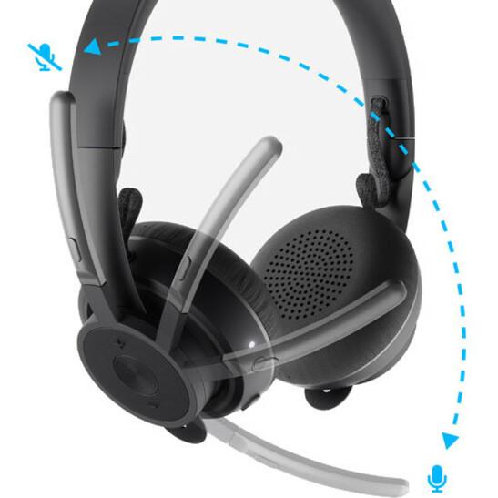 Logitech Zone Wireless Plus Headset_subImage_7