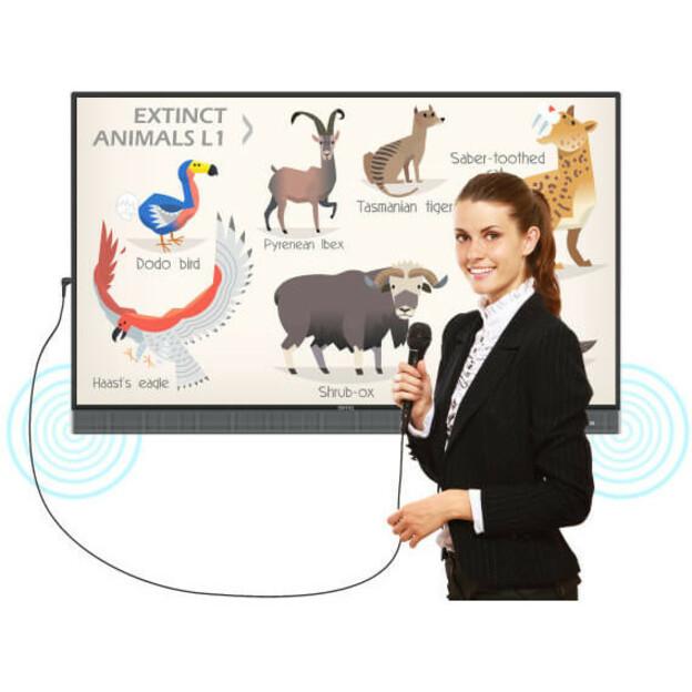 "BenQ RM6502K 65"" LCD Touchscreen Monitor - 16:9 - 8 ms_subImage_10"