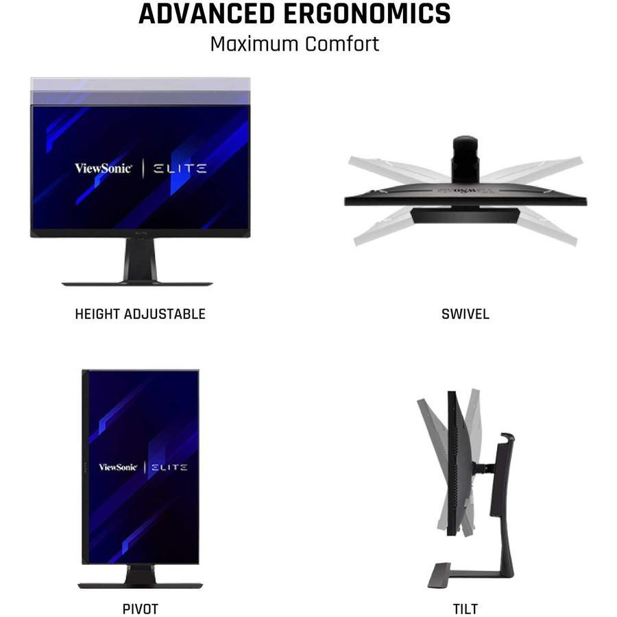 """Viewsonic Elite XG270QG 27"""" WQHD LED Gaming LCD Monitor - 16:9_subImage_8"""