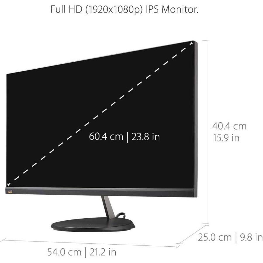 "Viewsonic VX2485-MHU 23.8"" Full HD LED LCD Monitor - 16:9_subImage_10"