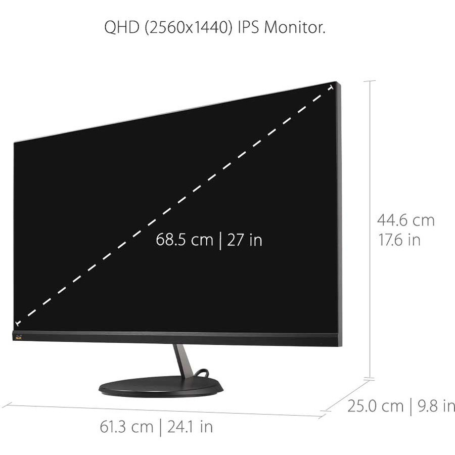 "Viewsonic VX2785-2K-MHDU 27"" WQHD LED LCD Monitor - 16:9_subImage_9"