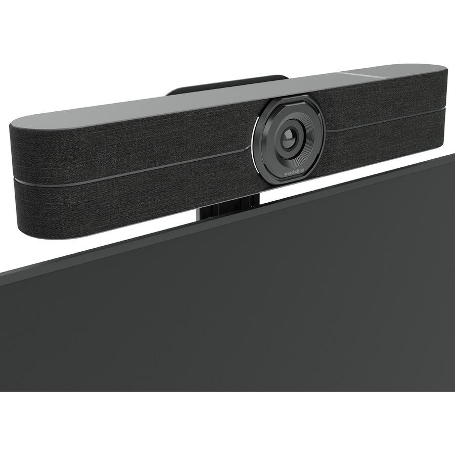 Vaddio HuddleSHOT Video Conferencing Camera - 2.1 Megapixel - 60 fps - Black - USB 3.1 - TAA Compliant_subImage_8