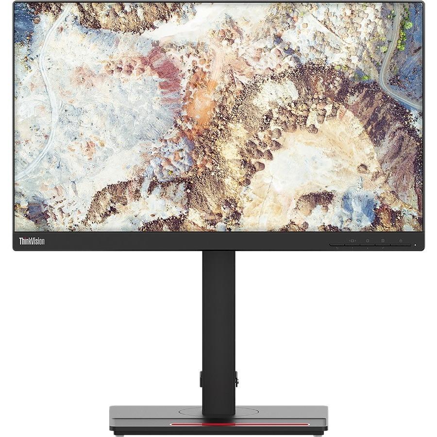"Lenovo ThinkVision T22i-20 21.5"" Full HD LED LCD Monitor - 16:9 - Black_subImage_8"