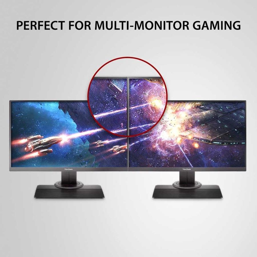 "Viewsonic XG2705 27"" Full HD LED Gaming LCD Monitor - 16:9 - Black_subImage_10"