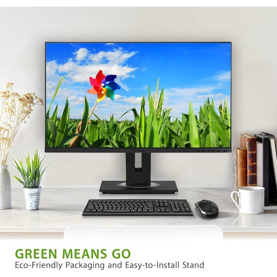 "Viewsonic VG2756-2K 27"" WQHD LED LCD Monitor - 16:9 - Black_subImage_10"