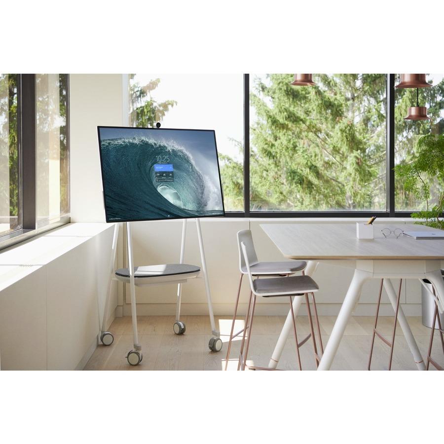 "Microsoft Surface Hub 2S All-in-One Computer - 8 GB RAM - 128 GB SSD - 85"" - Desktop_subImage_8"