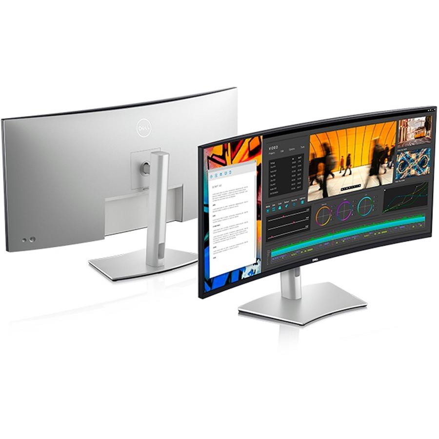 "Dell UltraSharp U4021QW 39.7"" WUHD Curved Screen LCD Monitor_subImage_11"