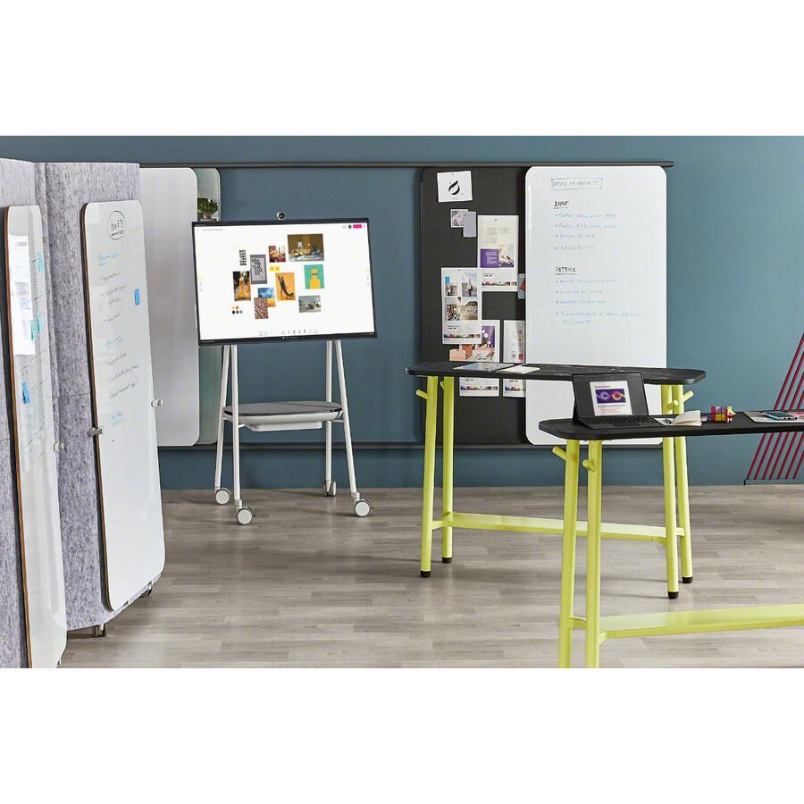 "Microsoft Surface Hub 2S All-in-One Computer - Intel Core i5 8th Gen - 8 GB RAM - 128 GB SSD - 50"" 3840 x 2560 Touchscreen Display - Desktop - Platinum_subImage_35"