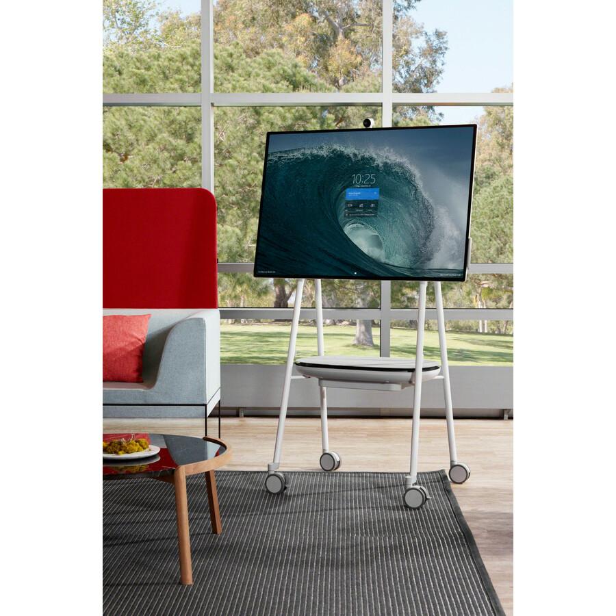 "Microsoft Surface Hub 2S All-in-One Computer - Intel Core i5 8th Gen - 8 GB RAM - 128 GB SSD - 50"" 3840 x 2560 Touchscreen Display - Desktop - Platinum_subImage_36"