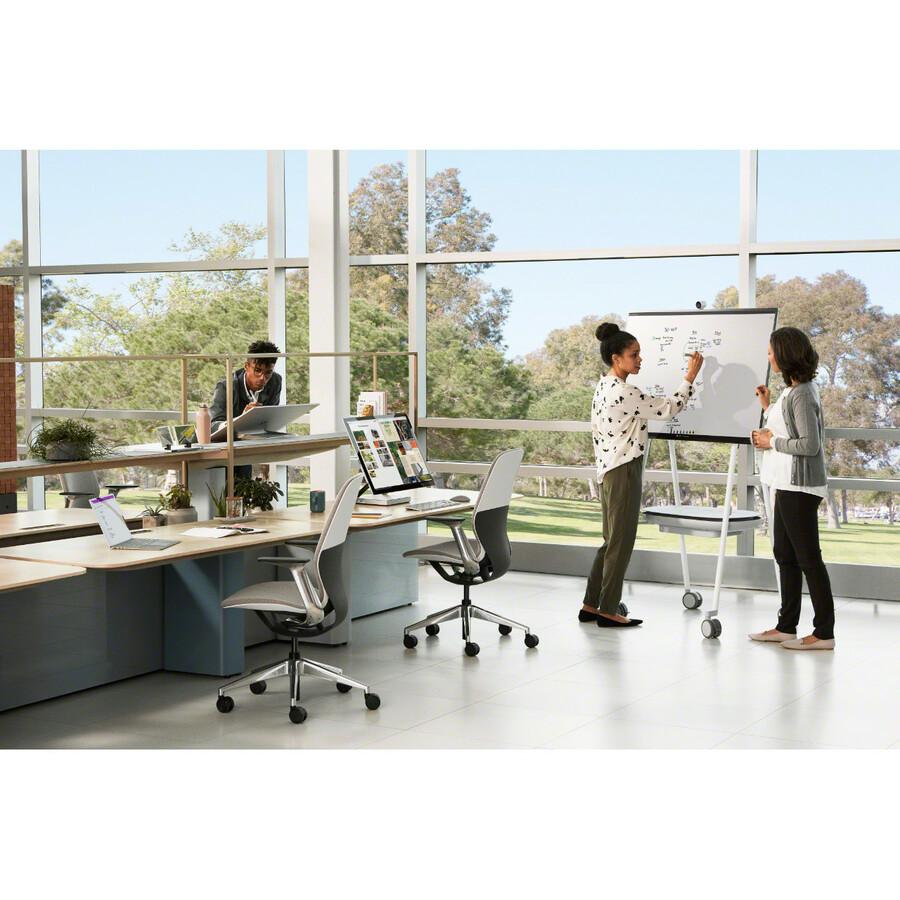 "Microsoft Surface Hub 2S All-in-One Computer - Intel Core i5 8th Gen - 8 GB RAM - 128 GB SSD - 50"" 3840 x 2560 Touchscreen Display - Desktop - Platinum_subImage_37"