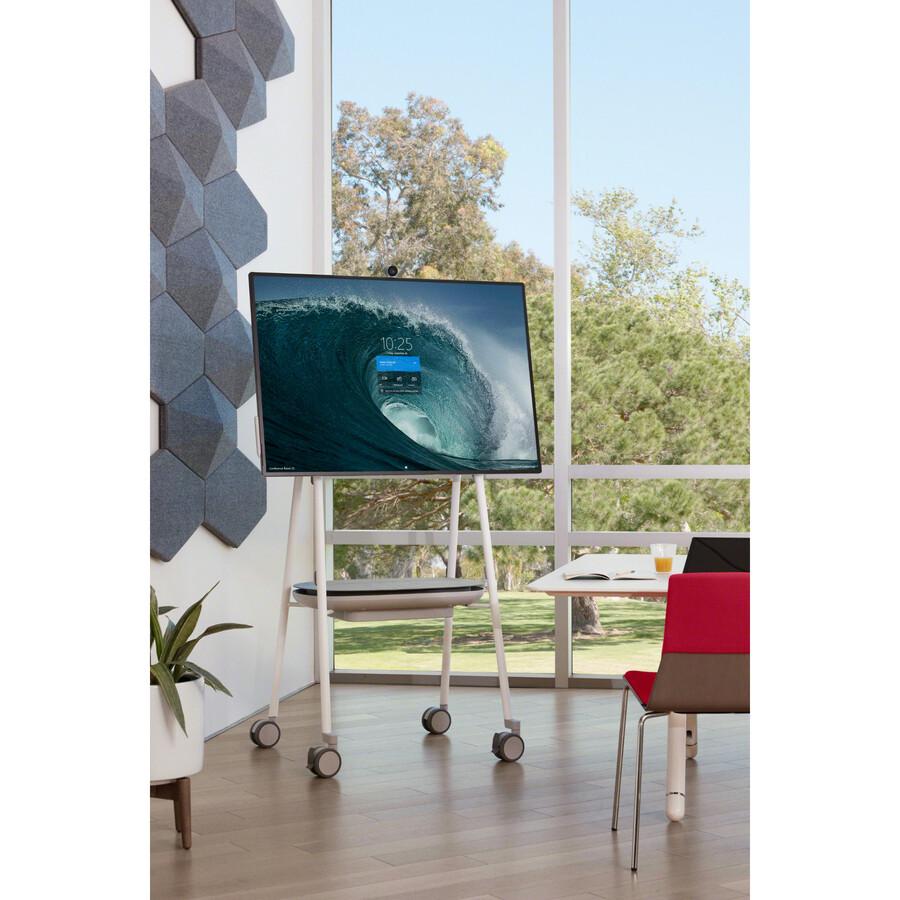 "Microsoft Surface Hub 2S All-in-One Computer - Intel Core i5 8th Gen - 8 GB RAM - 128 GB SSD - 50"" 3840 x 2560 Touchscreen Display - Desktop - Platinum_subImage_38"