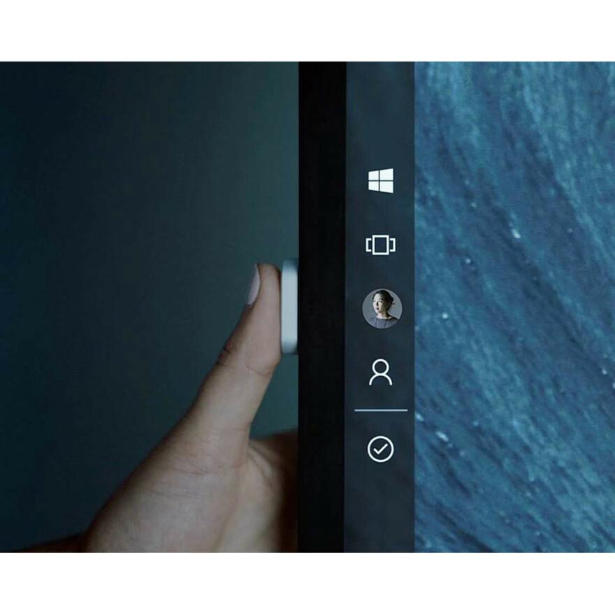 "Microsoft Surface Hub 2S All-in-One Computer - Intel Core i5 8th Gen - 8 GB RAM - 128 GB SSD - 50"" 3840 x 2560 Touchscreen Display - Desktop - Platinum_subImage_41"