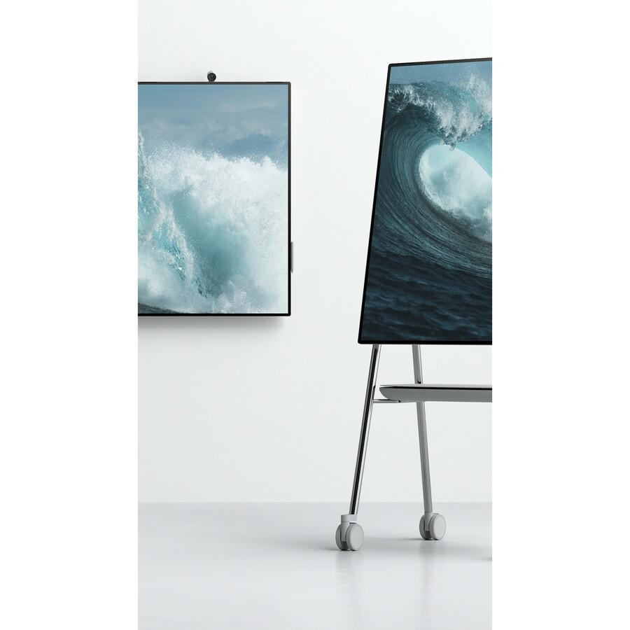 "Microsoft Surface Hub 2S All-in-One Computer - Intel Core i5 8th Gen - 8 GB RAM - 128 GB SSD - 50"" 3840 x 2560 Touchscreen Display - Desktop - Platinum_subImage_42"