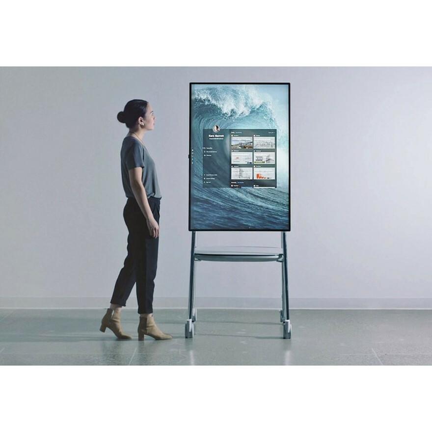 "Microsoft Surface Hub 2S All-in-One Computer - Intel Core i5 8th Gen - 8 GB RAM - 128 GB SSD - 50"" 3840 x 2560 Touchscreen Display - Desktop - Platinum_subImage_44"