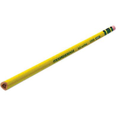 Ticonderoga Tri Write No 2 Pencils Dix13856