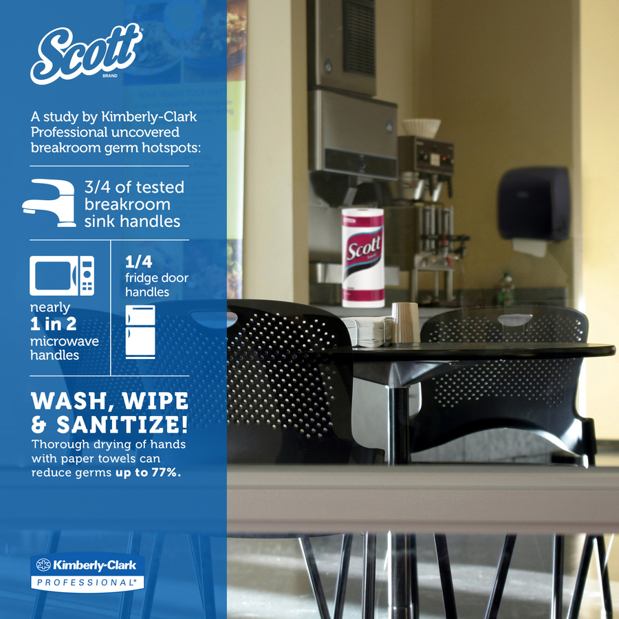 Scott Kitchen Roll Paper Towels - Mac Papers Inc
