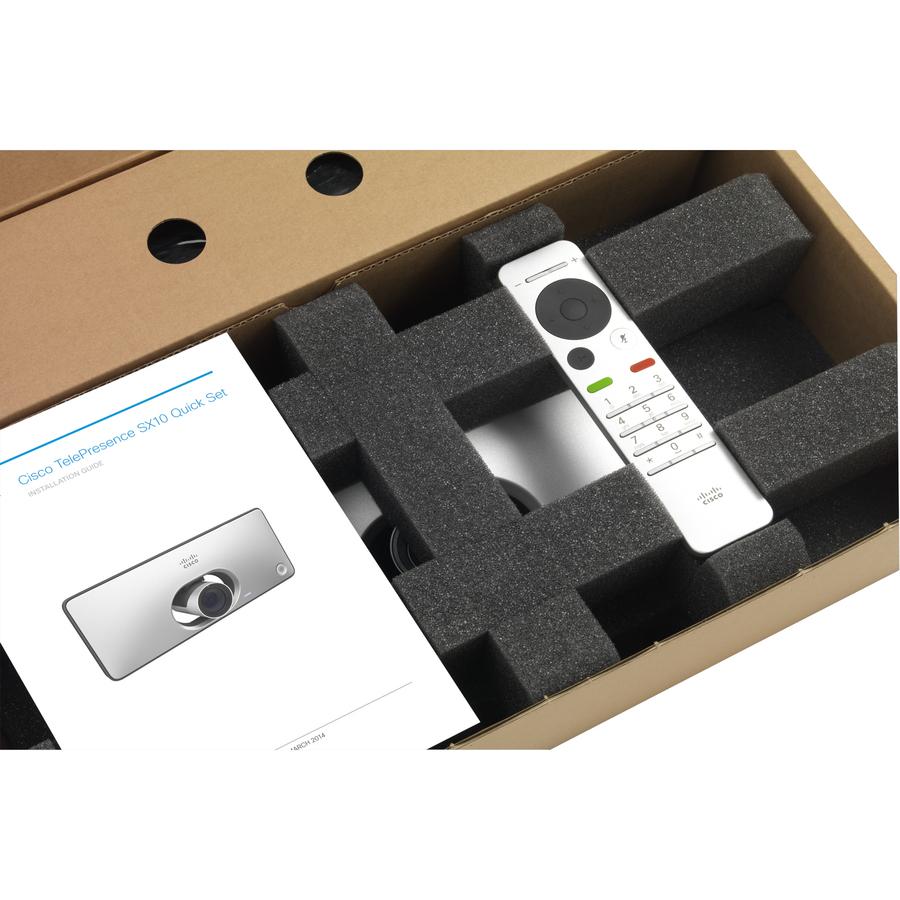 Cisco TelePresence SX10 Webcam - 60 fps - USB_subImage_9