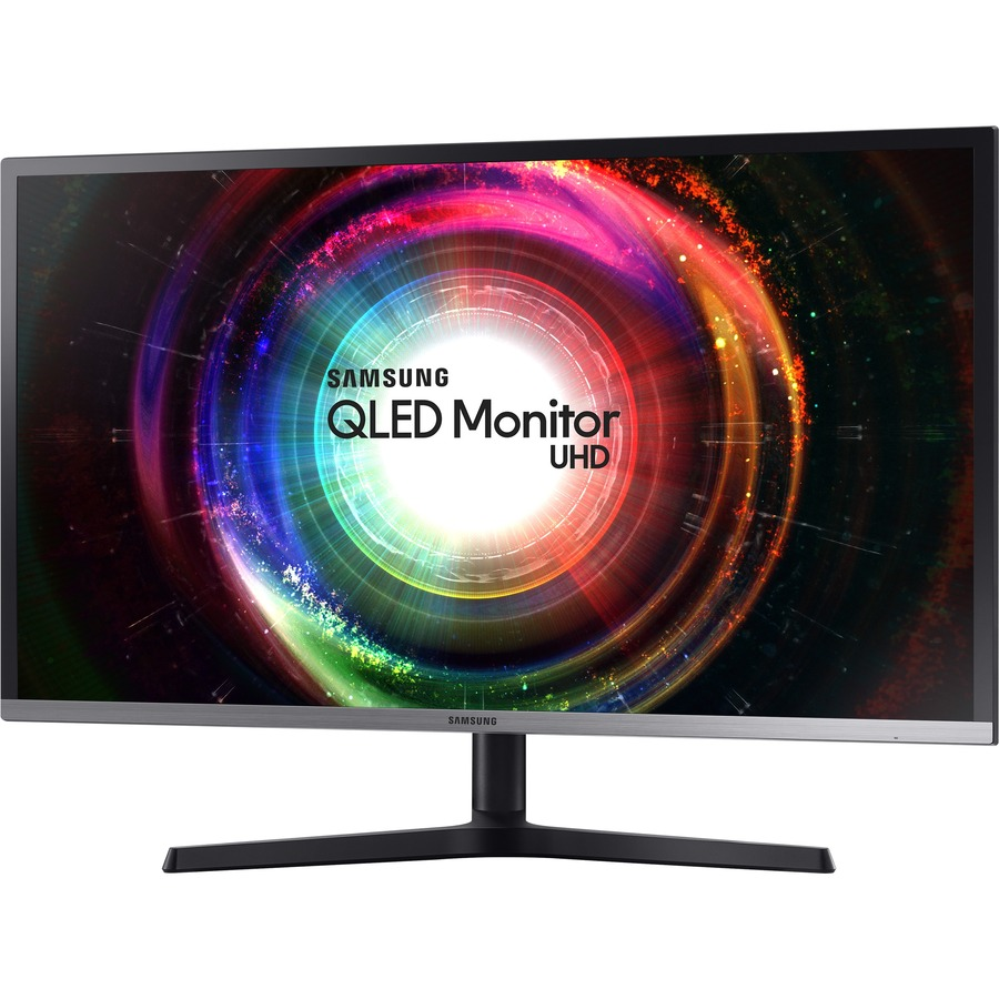 "Samsung U32H850UMN 31.5"" 4K UHD Quantum Dot LED LCD Monitor - 16:9 - Black, Silver_subImage_11"