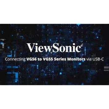 "Viewsonic VG2755 27"" Full HD WLED LCD Monitor - 16:9 - Black_subImage_9"