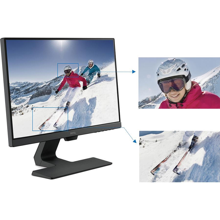"BenQ GW2283 21.5"" Full HD LED LCD Monitor - 16:9 - Black_subImage_11"