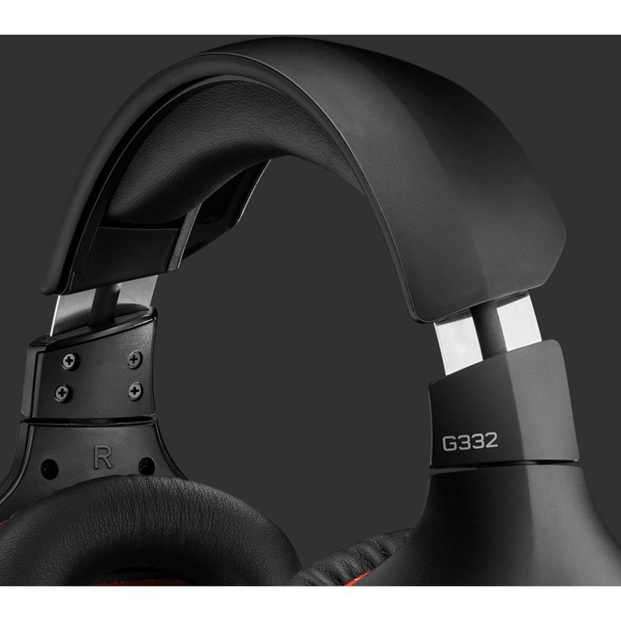 Logitech G332 Gaming Headset_subImage_7