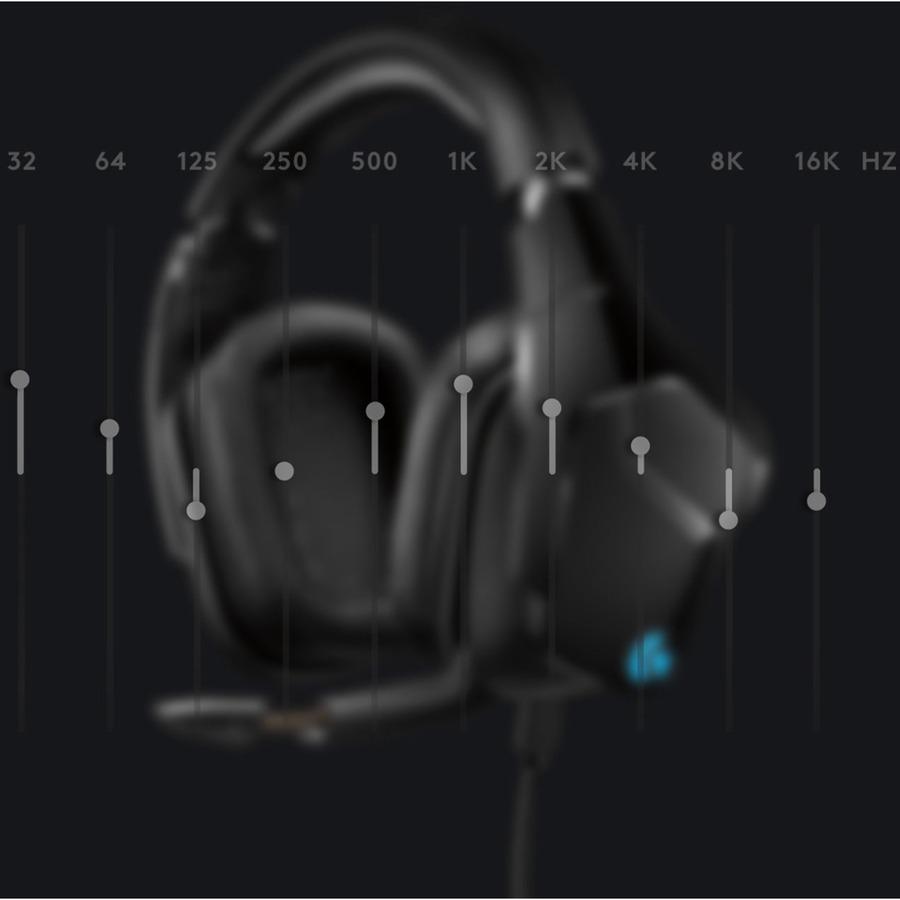 Logitech G635 7.1 Lightsync Gaming Headset_subImage_7