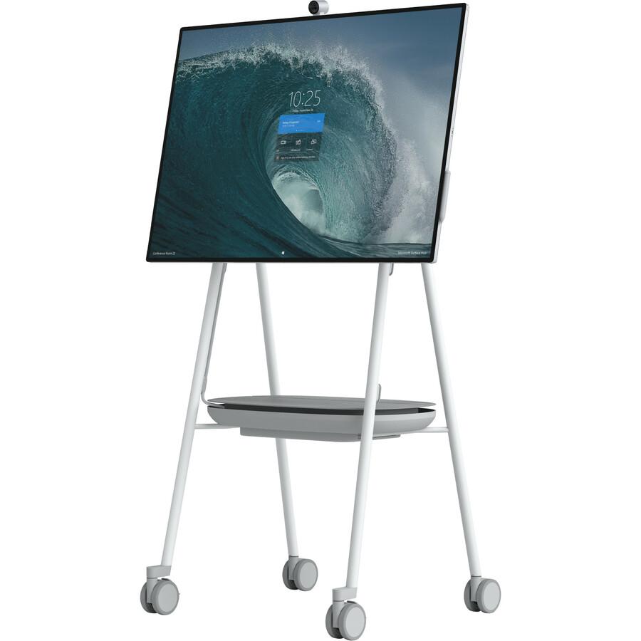"Microsoft Surface Hub 2S All-in-One Computer - Intel Core i5 8th Gen - 8 GB RAM - 128 GB SSD - 50"" 3840 x 2560 Touchscreen Display - Desktop - Platinum_subImage_9"