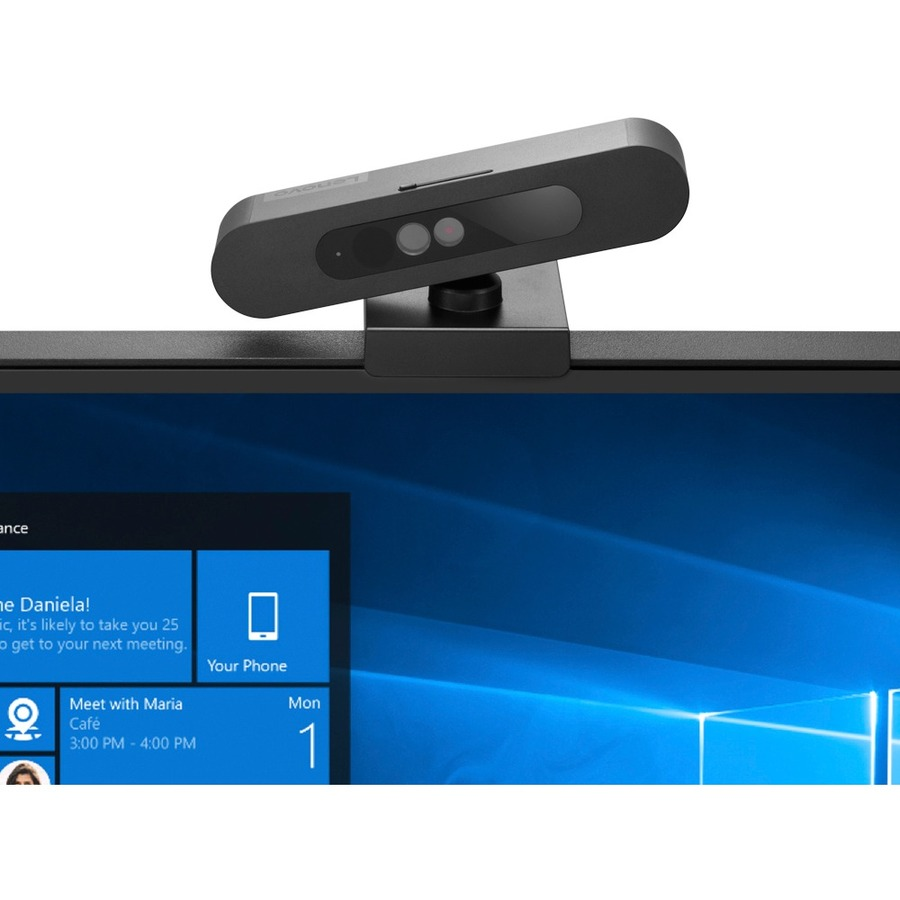 Lenovo Webcam - 30 fps - Black - USB 2.0 - Retail - 1 Pack(s)_subImage_9