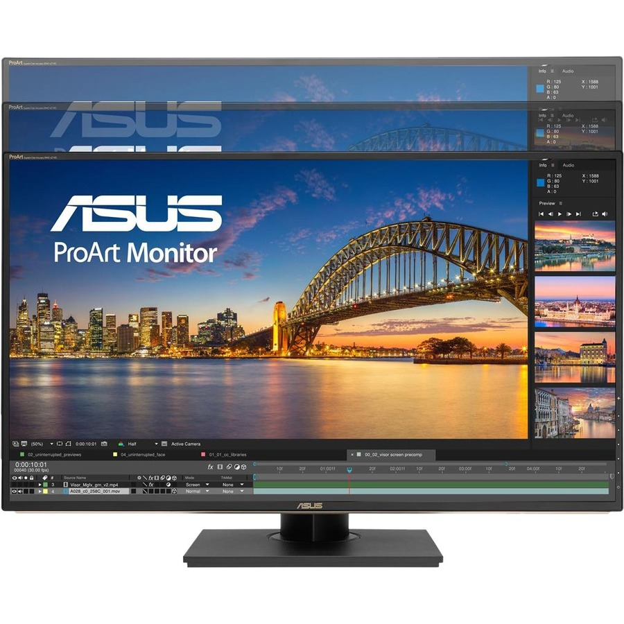 "Asus ProArt PA329C 32"" 4K UHD LED LCD Monitor - 16:9 - Black_subImage_10"