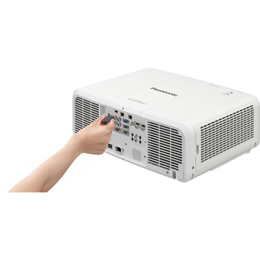Panasonic SOLID SHINE PT-MZ670 LCD Projector - 16:10_subImage_10
