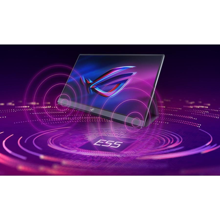 "Asus ROG Strix XG17AHPE 17.3"" Full HD Gaming LCD Monitor - 16:9 - Black_subImage_10"
