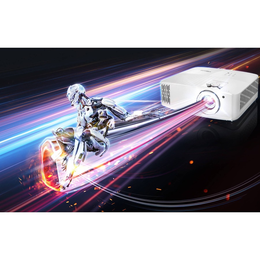 Optoma UHD50X 3D Ready DLP Projector - 16:9_subImage_11