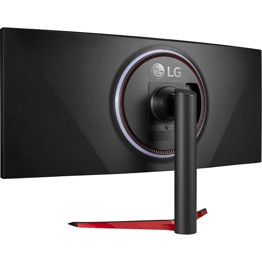 "LG UltraGear 38GN95B-B 37.5"" UW-QHD+ Curved Screen LED Gaming LCD Monitor - 21:9 - Black, White_subImage_9"
