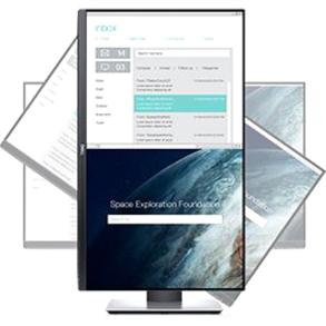 "Dell P2319H 23"" Full HD Edge LED LCD Monitor - 16:9 - Black_subImage_11"
