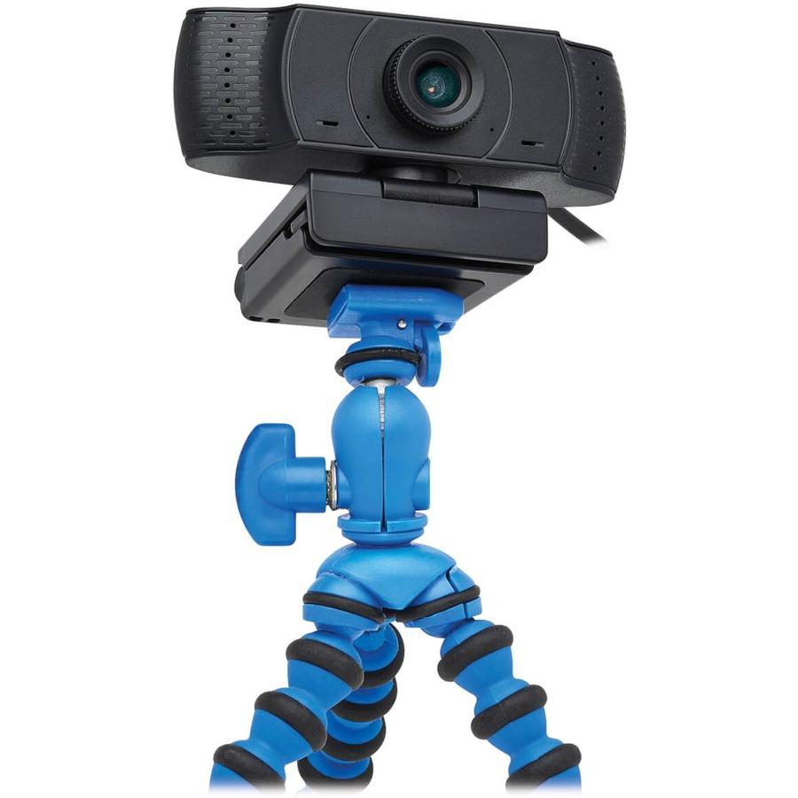Tripp Lite USB Webcam with Microphone Web Camera for Laptops and Desktop PCs 1080p_subImage_8