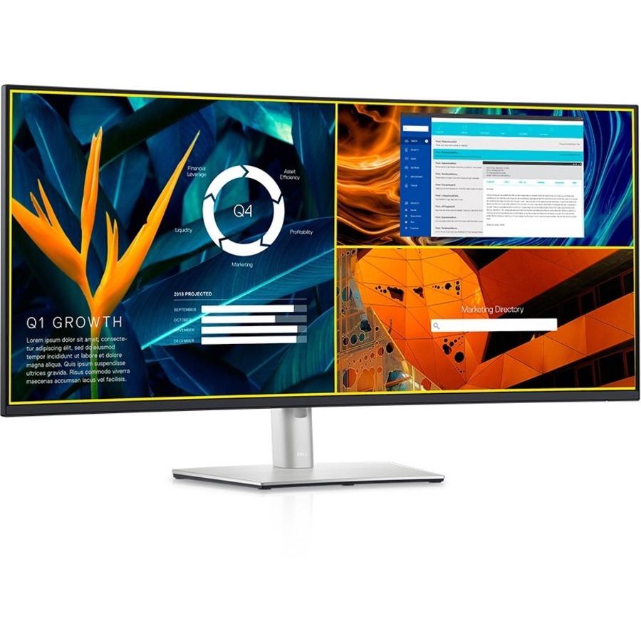 "Dell UltraSharp U4021QW 39.7"" WUHD Curved Screen LCD Monitor_subImage_12"