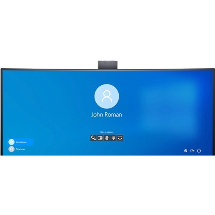 """Dell C3422WE 34.1"""" WQHD Curved Screen Edge WLED LCD Monitor - 21:9 - Platinum Silver_subImage_12"""