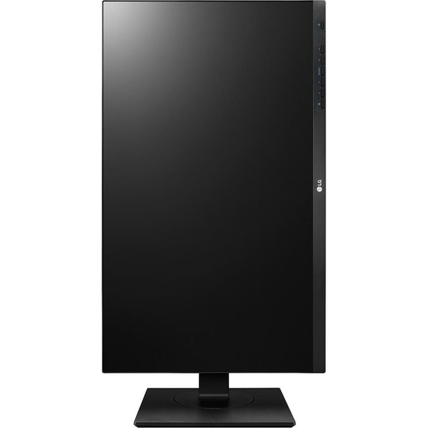 "LG 27BK750Y-B 27"" Full HD LED LCD Monitor - 16:9 - Textured Black_subImage_11"