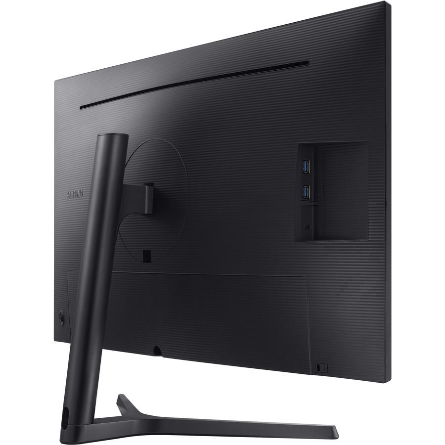 "Samsung U32H850UMN 31.5"" 4K UHD Quantum Dot LED LCD Monitor - 16:9 - Black, Silver_subImage_12"
