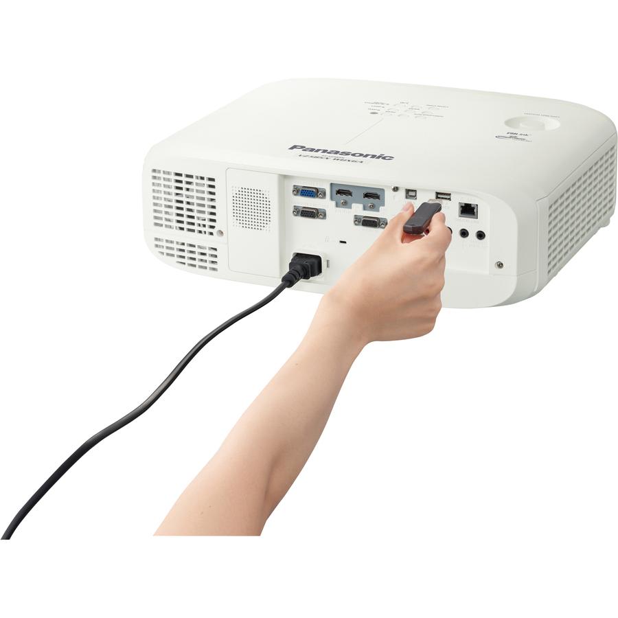 Panasonic PT-VZ585N LCD Projector - 16:10_subImage_12