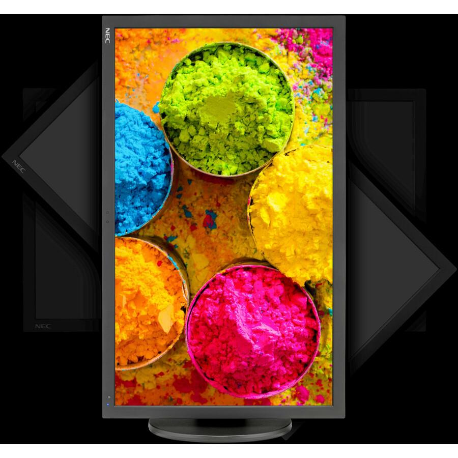 "NEC Display MultiSync PA271Q-BK 27"" QHD WLED LCD Monitor - 16:9 - Black_subImage_8"