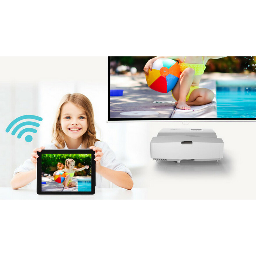 Optoma GT5600 3D Ultra Short Throw DLP Projector - 16:9 - White_subImage_12