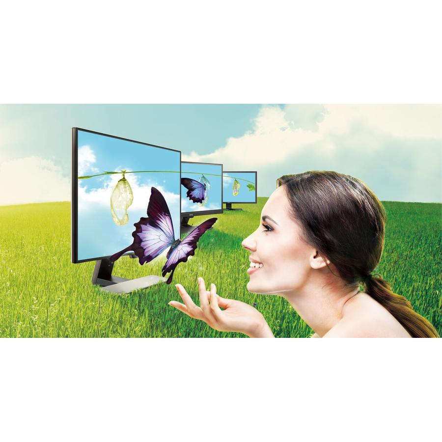 "BenQ GW2283 21.5"" Full HD LED LCD Monitor - 16:9 - Black_subImage_12"