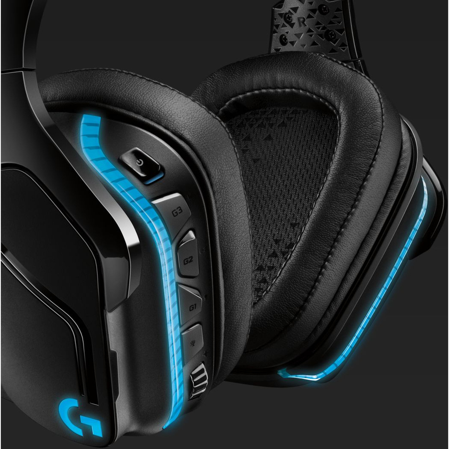 Logitech G935 Wireless 7.1 Surround Lightsync Gaming Headset_subImage_8