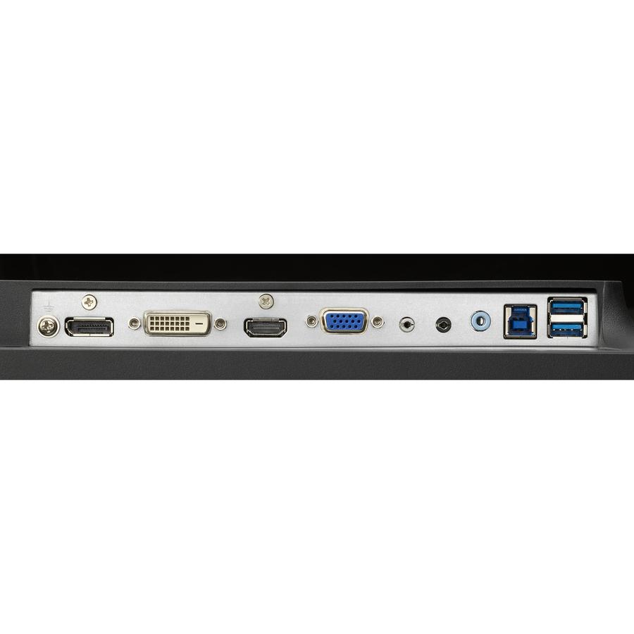 "NEC Display MultiSync EA241F-BK 23.8"" Full HD WLED LCD Monitor - 16:9 - Black_subImage_9"
