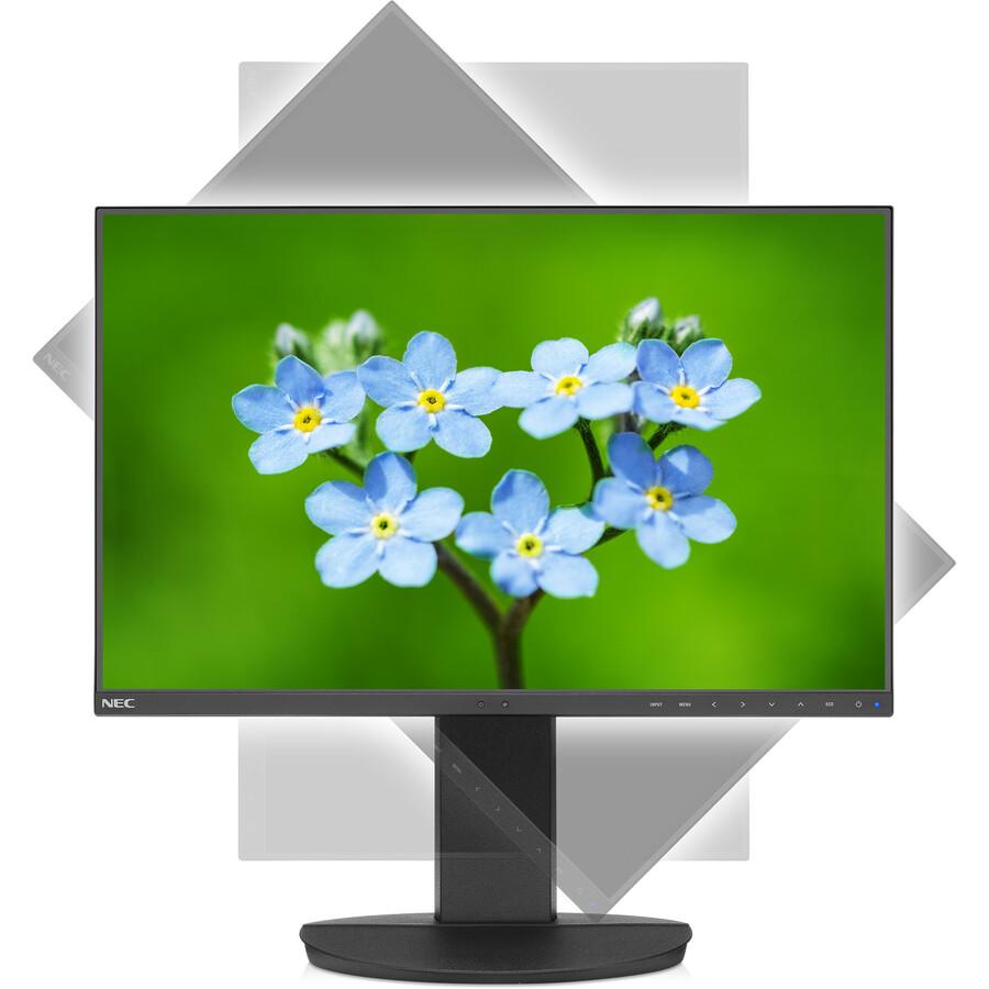 """NEC Display MultiSync EA231WU-BK 22.5"""" WUXGA WLED LCD Monitor - 16:10 - Black_subImage_8"""