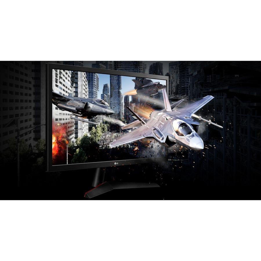 "LG UltraGear 24GL65B-B 24"" Full HD LCD Monitor - 16:9_subImage_10"
